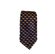 Craig Reagin Pointer Tie - Orange