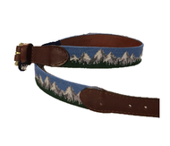 Smathers and Branson Tetons Belt - Blue