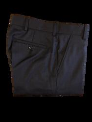 Ballin Profilo Slim Fit Slacks - Charcoal