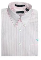 Craig Reagin Seersucker Sport Shirt - Pink
