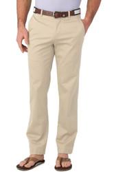 Southern Tide Classic Fit Channel Marker Pant - Stone