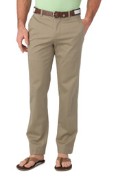 Southern Tide Classic Fit Channel Marker Pant - Khaki