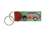 Smathers and Branson Needlepoint Key Fob - Woody