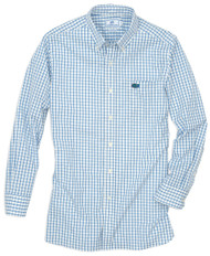 Southern Tide Gameday Tattersall - Royal Blue - University of Florida