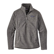 Patagonia Women's Classic Synchilla Marsupial Pullover - Nickel