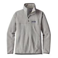 Patagonia Women's Lightweight Better Sweater® Marsupial Fleece Pullover - Drifter Grey