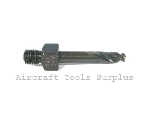 """#8 Cobalt Drill Bit Jobber Length .199/"""" New USA Made"""