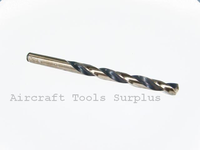 """/""""X/"""" Jobber Length Cobalt Drill Bit USA NEW"""