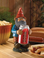 Friendly Gnome Beverage Can Holder