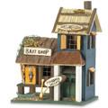 Bass Lake Lodge & Bait Shop Birdhouse