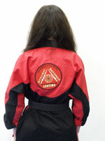 ESKRIMA UNIFORM WITH PATCH
