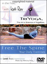 Kali Ray TriYoga: Free The Spine