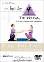 Kali Ray TriYoga: Yoga For Two