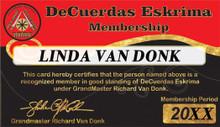 DeCuerdas Eskrima Membership
