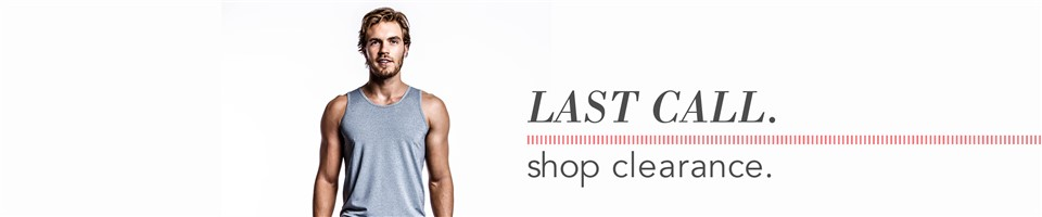 Last Call - Men's Underwear on Clearance