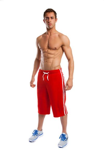 Jack Adams Raw Edge 3.0 Fleece Pant - Red