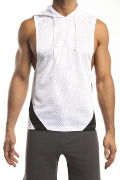 Jack Adams Varsity Athletic Muscle Pullover Hoodie