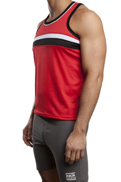 Jack Adams Air Track Tank Top