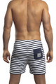 Jack Adams Relaxed Fit Sailor Short