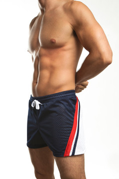 Jack Adams Relay Air Mesh Gym Short