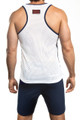 Jack  Adams Relay Air Mesh Tank Top