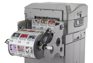 "UniNet iColor 900 Color Label Printer can prints labels with media up to 12.9"" wide"