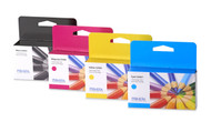 Primera LX2000 Multi Pack Ink Cartridge Set 53465. Includes pigment yellow, cyan, magenta and black