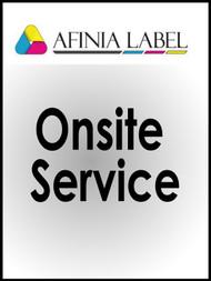 Afinia L801 Twelve Month Onsite Service Plan