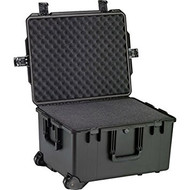Epson TM-C3500 carrying case also includes foam