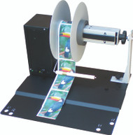 VIPColor Label Rewinder for use with VP485 and VP495 label printers.