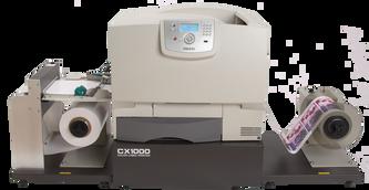 Primera CX1000 Color Label Printer - Laser label printer