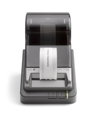 Seiko Smart Label Printer 650, printing label