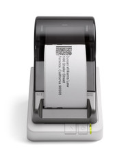 Seiko Smart Label Printer 650 SE printing label