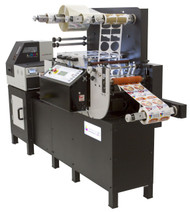 Afinia DLP-2000 Digital Label Press featuring Memjet print technology