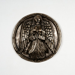 Guardian Angel for Home Plaque