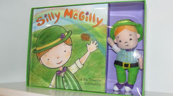 Silly McGilly Book/Doll Combo