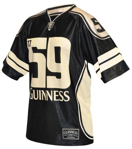 Guinness American Football Jersey