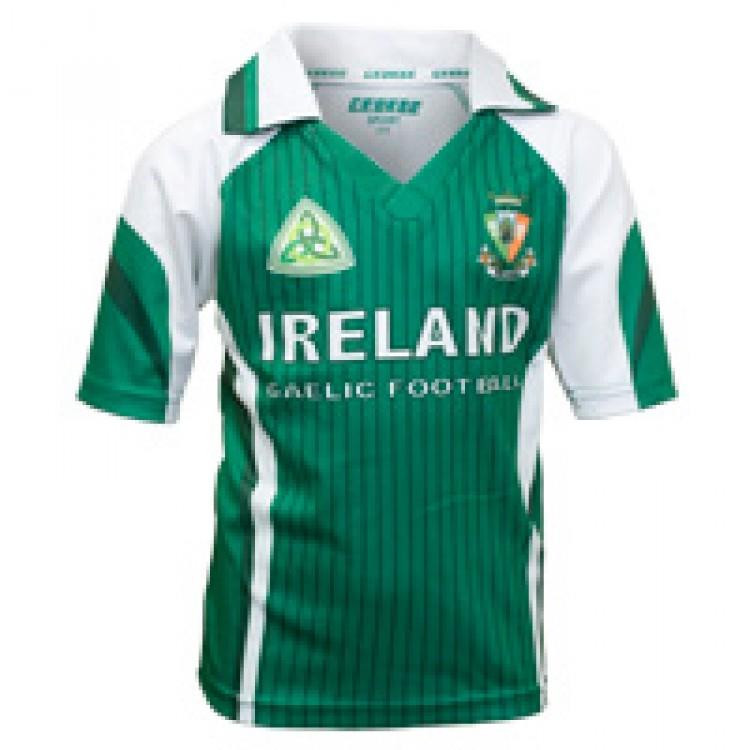 Croker kids ireland football jersey mully 39 s celtic cottage for Irish jewelry stores in nj