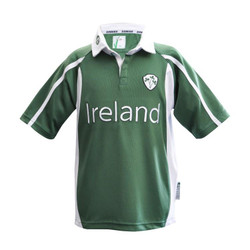 Croker Kids Mesh Performance Rugby Jersey
