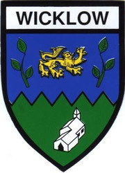 Wicklow County Decal
