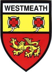 Westmeath County Decal