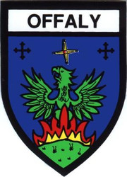 County Offaly Decal
