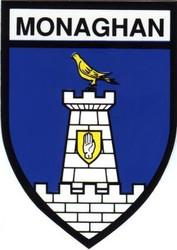 County Monaghan Decal
