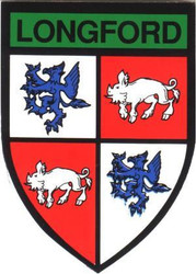 County Longford Decal