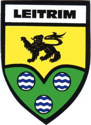 County Leitrim Decal