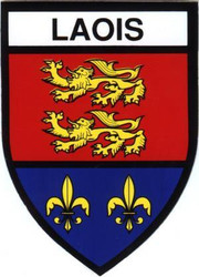 County Laois Decal