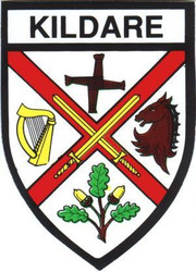 County Kildare Decal