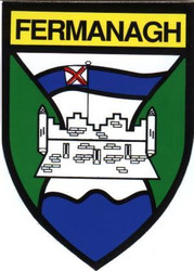 County Fermanagh Decal
