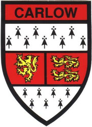County Carlow Decal