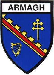 County Armagh Decal
